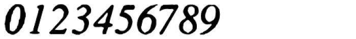 Seriffi Morgan Italic Font OTHER CHARS