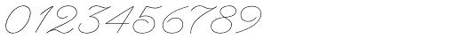 Serofina Thin Font OTHER CHARS