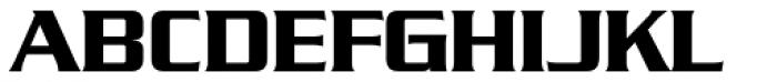 Serpentine Serif EF Medium Font UPPERCASE