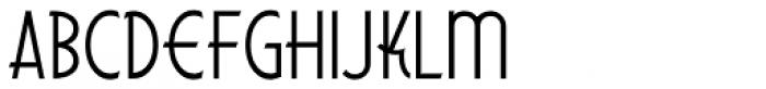 Service Deluxe JNL Font UPPERCASE