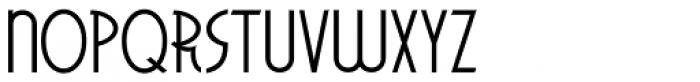 Service Deluxe JNL Font LOWERCASE