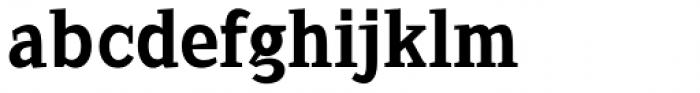 Sextan Cyrillic Bold Font LOWERCASE