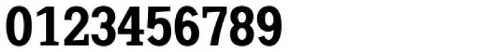Sextan Serif Bold Font OTHER CHARS