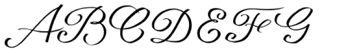 seriousSally Broad Font UPPERCASE