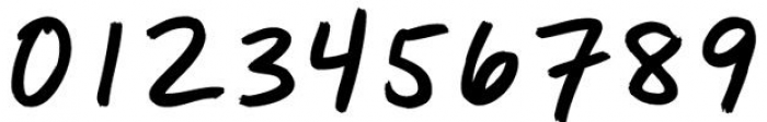 segura claudicious 2 Font OTHER CHARS