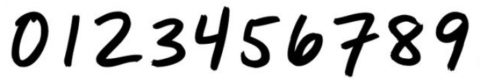 segura claudicious Font OTHER CHARS