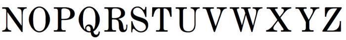 segura gibraltar Font UPPERCASE