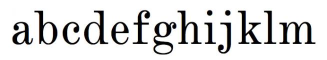 segura gibraltar Font LOWERCASE
