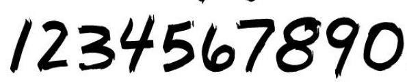 segura magnum claude 1 Font OTHER CHARS