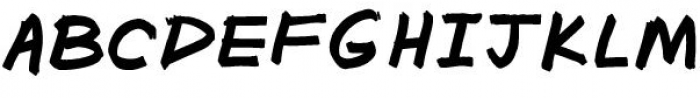 segura magnum claude 3 bold Font UPPERCASE