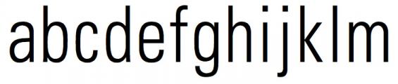 segura rock light Font LOWERCASE