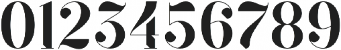 SF Kingston otf (500) Font OTHER CHARS