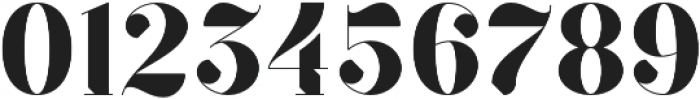 SF Kingston otf (700) Font OTHER CHARS