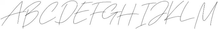 Sfattii otf (400) Font UPPERCASE
