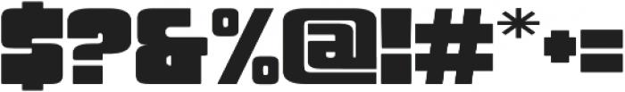 Sforzando Altissimo otf (400) Font OTHER CHARS
