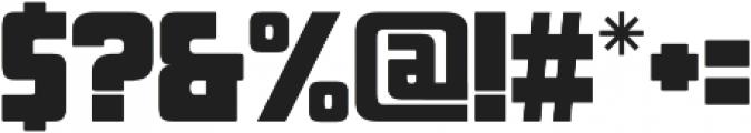 Sforzando otf (400) Font OTHER CHARS