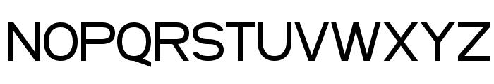 SF Arborcrest Medium Font UPPERCASE