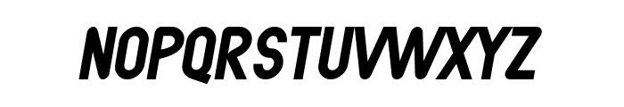 SF Atarian System Bold Italic Font LOWERCASE