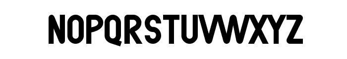 SF Atarian System Bold Font LOWERCASE