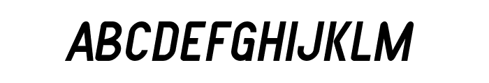 SF Atarian System Italic Font LOWERCASE