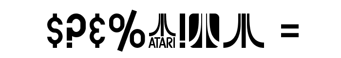 SF Atarian System Font OTHER CHARS