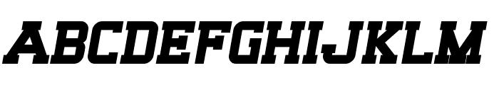 SF Big Whiskey SC Bold Font LOWERCASE