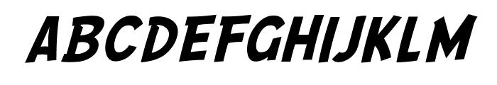 SF Comic Script Font LOWERCASE