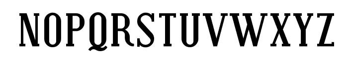 SF Covington SC Bold Font LOWERCASE