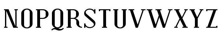SF Covington SC Exp Font LOWERCASE