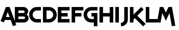 SF Espresso Shack Font LOWERCASE