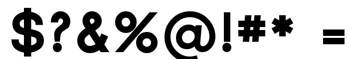 SF Florencesans Black Font OTHER CHARS
