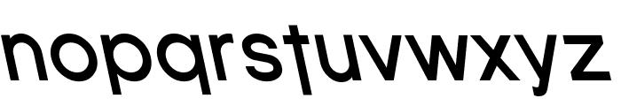SF Florencesans Rev Bold Italic Font LOWERCASE