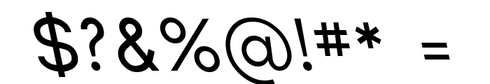 SF Florencesans SC Rev Italic Font OTHER CHARS