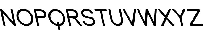 SF Florencesans SC Rev Italic Font LOWERCASE