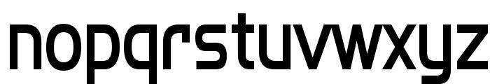 SF Fourche Condensed Font LOWERCASE