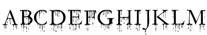 SF Gushing Meadow SC Font LOWERCASE