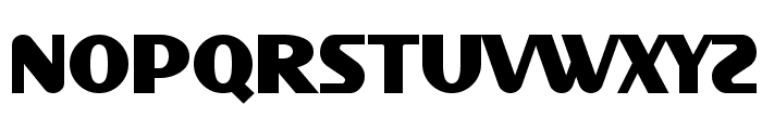 SF Intellivised Font UPPERCASE