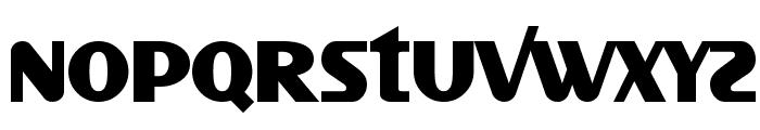 SF Intellivised Font LOWERCASE