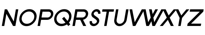 SF New Republic SC Bold Italic Font UPPERCASE