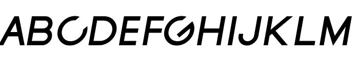 SF New Republic SC Bold Italic Font LOWERCASE