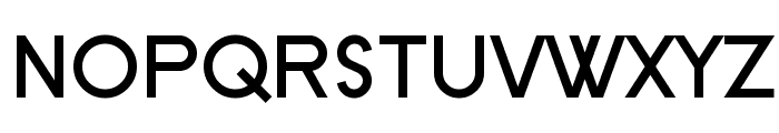 SF New Republic SC Bold Font UPPERCASE