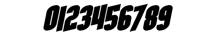 SF Obliquities Bold Font OTHER CHARS