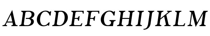 SF Phosphorus Bromide Font UPPERCASE