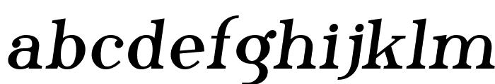 SF Phosphorus Bromide Font LOWERCASE