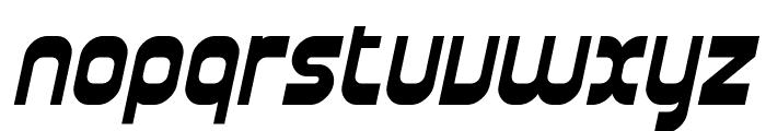 SF Plasmatica Bold Italic Font LOWERCASE