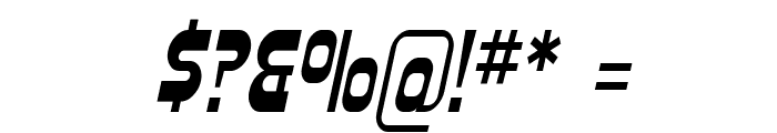 SF Plasmatica Cond Italic Font OTHER CHARS