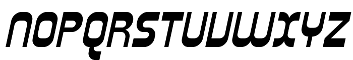 SF Plasmatica Italic Font UPPERCASE