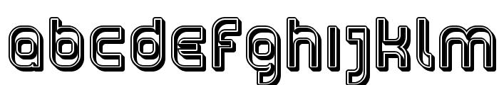 SF Plasmatica Open Font LOWERCASE