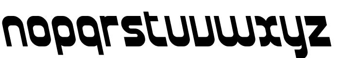 SF Plasmatica Rev Bold Italic Font LOWERCASE
