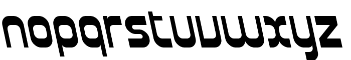 SF Plasmatica Rev Italic Font LOWERCASE
